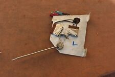 1961- 1963 Lincoln Convertible LH Rear Door Knife Switch Assembly