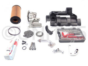 VW Golf MK5 2.0 GTi Turbo TFSi 2004-2008 Balance Shaft Oil Pump Delete kit
