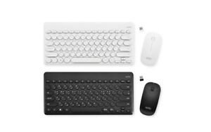 actto Typewriter Style  Wireless Keyboard & Mouse set Kor , Eng Two Color