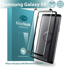 Galaxy S9 Screen Protector with [Alignment Tool], Klearlook 1-[Case Friendly ...
