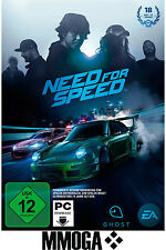 Need for Speed 2016 - PC Spiel - EA Origin Download Key NFS 16 Code NEU [EU/DE]