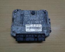 RENAULT LAGUNA 1.9 DCI ENGINE CONTROL UNIT ECU BOSCH 0281011723 8200311539
