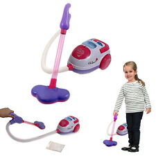 Dazzling Toys Vacuum Cleaner Pretend Play Kids Bigger Size Real Suction Cleaner