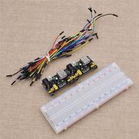 Messkabel Krokodilklemme Buchse Dupont Prüfkabel Breadboard Arduino AVR Adapter
