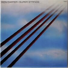 Ron Carter - Super Strings - New LP