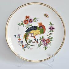 Meissen Wandteller Paradiesvogel Indische Blumen Vogel Zierteller Ø 26 cm