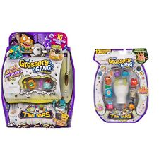 The Grossery Gang Season 5 Time Wars Super Size Pack & Large Pack Bundle In Hand