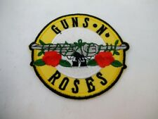 "Guns N' Roses 3"" Embroidered Iron On Patch Appetite for Destruction Hard Rock"