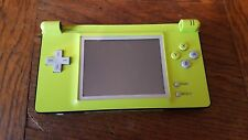 Gameboy Macro - Nintendo DS Mod - Gameboy Advance - Green, Black and Silver
