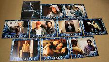 Unbreakable original Sealed Lobby Card Set Samuel L. Jackson Bruce Willis Lcs