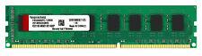 2GB/ 4GB 2RX8 PC3-12800U DDR3 1600MHz 240pin Desktop DIMM RAM Memory1.5V NON ECC