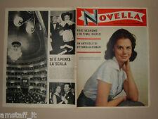 Novella=1957/50=GIORGIA MOLL=MARIA CALLAS=BRUNELLA GASPERINI=PIROVANO GIUSEPPE=