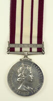 Navy General Service Medal with Near East Clasp (Suez Crisis)