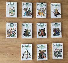 Lot de manga  - Suikoden 3 Les Héritiers Du Destin - Tome 1 -> 11 Intégrale