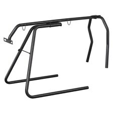 Tough 1 Collapsible Roping Dummy Roping Accessories New Black Metal Tubing