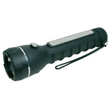 Rubber Torch - Waterproof, Weather Resistant, 2 x AA