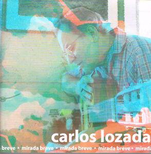 Carlos Lozada Mirada Breve Pop CD 2005 TALLER DE LOS DUENDES Puerto Rico