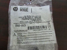Allen Bradley 800E 2DL5 Full Voltage Module With Latch 120V