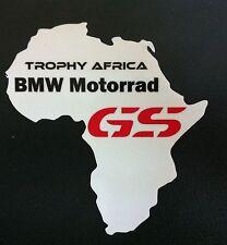 ADESIVI BMW MOTORRAD GS TROPY AFRICA  - adesivi/adhesives/stickers/decal