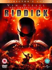 The Chronicles Of Riddick - DVD - 2 x disc - Directors Cut - 2005 - NEW - SEALED