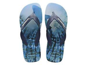CIABATTE INFRADITO UOMO HAVAIANAS ESTATE 4000047 0089  SURF INDIGO BLUE