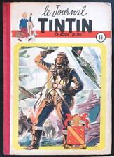 Tintin Français (1952)  recueil éditeur n?11 (TBE/pr.neuf)