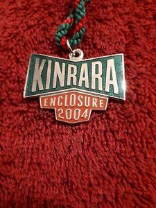 Goodwood's Kinrara Enclosure Badge 2004
