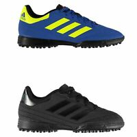 adidas Goletto Astro Turf Football Trainers Childs Soccer Shoes Sneakers