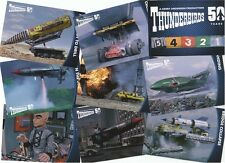 Thunderbirds 50th Anniversary (50 Years) - 54 Card Basic/Base Set - Unstoppable