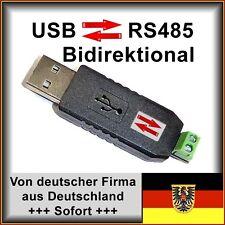 Umsetzer / Interface USB  =  RS485, Kamera-Fernsteuerung, Raspberry Pi