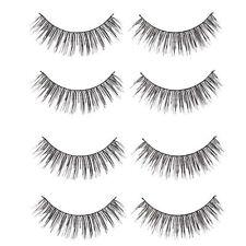 Quality Makeup Eye Lashes Beauty Tools 10PCS Long Thick Cross False Eyelashes