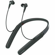 Sony WI-1000X Premium Neckband Noise Cancelling Bluetooth Headphones Black