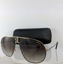 c40127a49795 Brand New Authentic Carrera Sunglasses BOUND 2M2HA Black Gold 62mm Frame