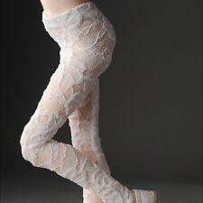 Dollmore MSD - Sooar Leggings Pants (White)