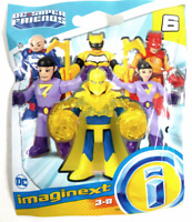 Imaginext DC Super Friends Series 6- Duke Thomas Figure New And Unopened