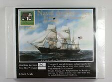 Cottage Industry 1/96 Naval Artillery Upgrade Set CIVIL WAR (Union Ships) AS001C