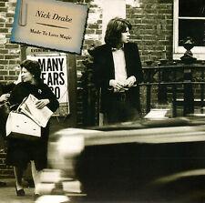 NICK DRAKE - MADE TO LOVE MAGIC ....   NEW VINYL  LP  RECORD.