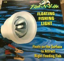 Luz de pesca flotante