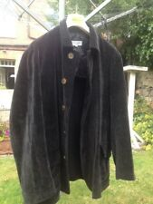 Armani Collezioni Jacket (Large) Suede Velour Rayon (Vuitton style)