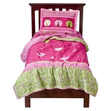 New Circo Ladybug 3 Pc Full Queen Quilt Pink