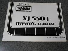 yamaha xj550 manual in Motorcycle Parts | eBay on