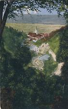 AK aus St. Andrä - Wördern vor dem Hagentale, Niederösterreich   (G13)