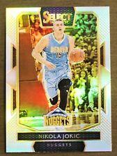 2016 17 Panini Select Nikola Jokic Courtside Silver Prizm SP Card #258 🔥🔥🔥