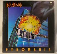 Def Leppard LP Pyromania VDG 1 3399 NEAR MINT
