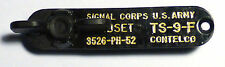 TS9-F: Spare parts for repair E/R handset switch US NOS NIB 1952 Signal-Corps
