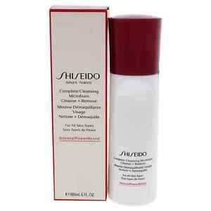 Complete Cleansing Microfoam by Shiseido for Women - 6 oz Foam