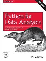Python for Data Analysis : Data Wrangling with Pandas, Numpy, and IPython, Pa...