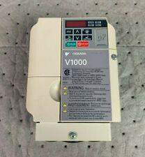 Yaskawa Cimr Vu2a0002faa V1000 Ac Vs Compact Drive 14hp 3ph 240v