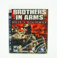 Brothers in Arms Hell's Highway: Playstation 3 [Factory Refurbished] PS3
