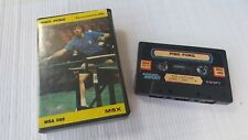 MSX Game - Ping Pong
